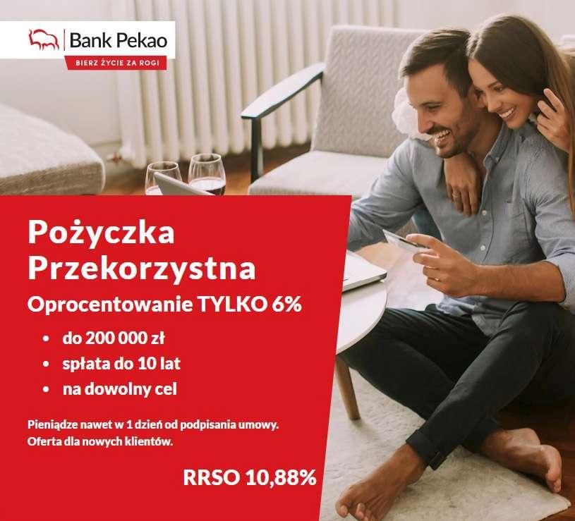 Kredyt Gotówkowy Pekao SA